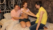 sellyourgirlfriend-undressing-another-guy